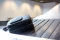 Airport luggage claim Royalty Free Stock Photo