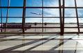 Airport terminal in Jakarta