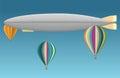 Airship and air balloon