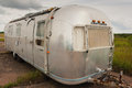 Airstream trailer debert canada june airstreams are produced in jackson center ohio the company is a division of thor industries Stock Images
