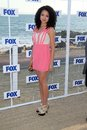 Aisha dee at the fox all star party gladstones malibu ca Stock Photos