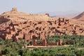 Ait Benhaddou, Morocco Royalty Free Stock Photo