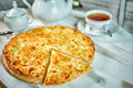 Ajarian traditional flatbread - khachapuri or hachapuri
