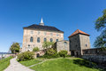 Akershus Fort in Oslo Royalty Free Stock Photo