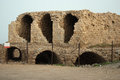 Akko acre israel fortification in Stock Photography