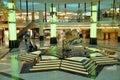 Al ain mall in de v a e Royalty-vrije Stock Afbeelding