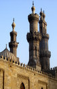 Al-Azhar Mosque Royalty Free Stock Photo