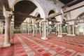 Al-Azhar Mosque, Cairo, Egypt Royalty Free Stock Photo