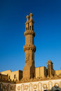Al-Azhar University and mosque, Cairo Stock Photos