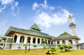Al Azim Mosque Royalty Free Stock Photography
