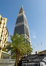 Al Faisaliah tower Royalty Free Stock Image