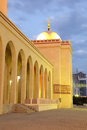 Al Fateh Grand Mosque in Manama Stock Photos