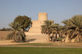 Al Jahili fort in Al Ain Royalty Free Stock Photo