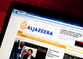 Al Jazeera English Stock Photos