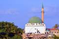 Al Jazzar Mosque Royalty Free Stock Photo