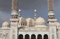 Al Saleh Mosque Stock Images