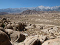 Alabama Hills Royalty Free Stock Images