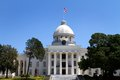 Alabama State Capitol Building Royalty Free Stock Photography