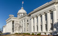 Alabama State Capitol Building Royalty Free Stock Photo