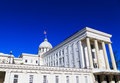 Alabama State Capitol Rear Angle Royalty Free Stock Photo
