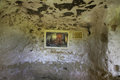 Aladzha Monastery - Orthodox Christian cave monastery complex. Bulgaria