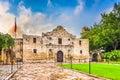 The Alamo in San Antonio Royalty Free Stock Photo