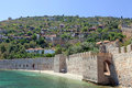 Alanya Castle. Turkey Royalty Free Stock Images