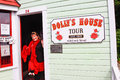 Alaska - Creek Street Dolly's House Tour Royalty Free Stock Photo