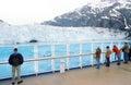 Cruising Glacier Bay, Alaska Royalty Free Stock Photo
