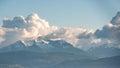 Alaska in Spring Royalty Free Stock Photo
