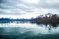 Alaskan Waters Royalty Free Stock Photo