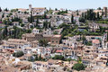 Albaicin district, Granada Stock Photography