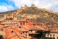 Albarracin, Aragon, Spain. Royalty Free Stock Photo