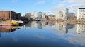 Albert Docks Liverpool Royalty Free Stock Photo
