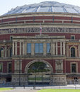 Albert Hall Royalty Free Stock Photography