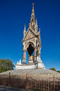 Albert Memorial Stock Image