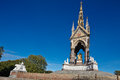 Albert Memorial Royalty Free Stock Image
