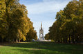 Albert memorial. Hyde park. London Stock Photo