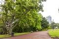 Albert Park Royalty Free Stock Photo