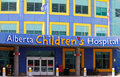 Alberta children's hospital Royalty Free Stock Photography