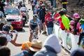 Alberto Contador Royalty Free Stock Photo