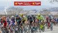 Alberto Contador - Volta Ciclista a Catalunya 2016 Royalty Free Stock Photo