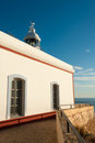 Albir lighthouse Stock Photography