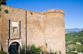Albornoz fortress. Orvieto. Umbria. Italy. Royalty Free Stock Images
