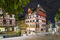 Albrecht durer house in nuremberg germany Stock Image
