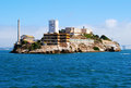 Stock Photo Alcatraz Island