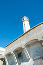 Alcatraz Island Lighthouse Stock Photography