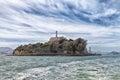 Alcatraz Island from the Water