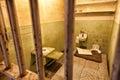 Alcatraz Prison Cell Royalty Free Stock Photo