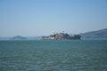 Alcatraz - San Francisco Royalty Free Stock Photo